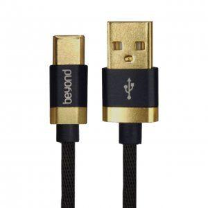 خرید کابل تبدیل USB به لایتنینگ بیاند مدل BA-502 طول 1 مت