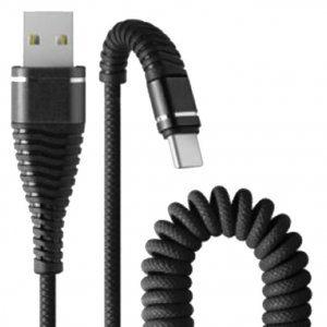 خرید کابل شارژ تایپ سی tc-180
